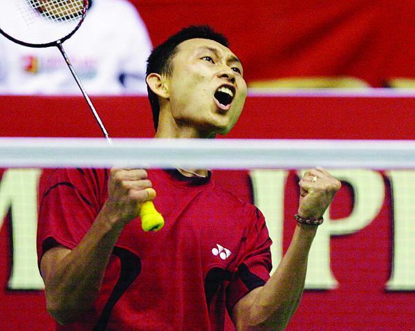 Sonny Dwi Kuncoro dan teriakan kemenangannya...